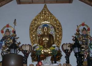 安楽寺のご本尊